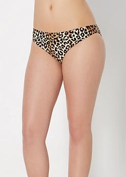 Leopard Bikini Bottom