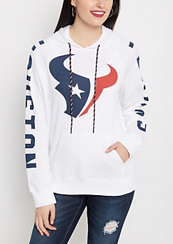 Houston Texans Fleece Hoodie