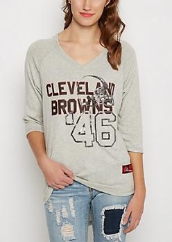 Cleveland Browns Caviar Foiled Shirt