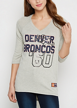 Denver Broncos Caviar Foiled Shirt