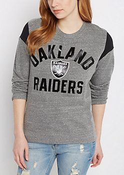 Oakland Raiders Fleece Sweatshirt