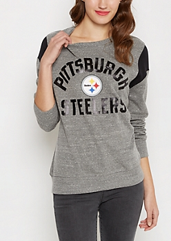 Pittsburgh Steelers Fleece Sweatshirt