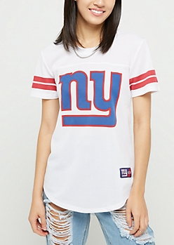 New York Giants Athletic Jersey Tee