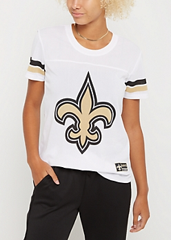 New Orleans Saints Athletic Jersey Tee