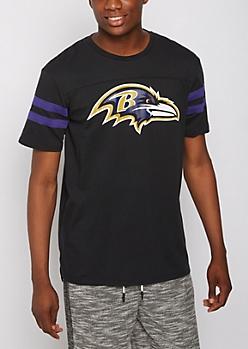 Baltimore Ravens Logo Jersey Tee