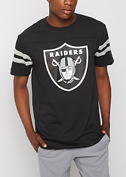 Oakland Raiders Logo Jersey Tee
