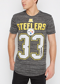 Pittsburgh Steelers 1933 Space Dyed Tee