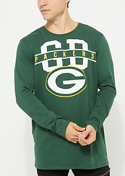 Green Bay Packers Long Sleeve Tee