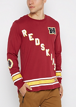 Washington Redskins Hockey Jersey Tee