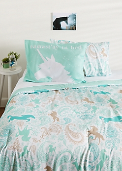 Twin - Namaste In Bed 7-Piece Comforter Set