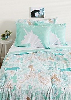 Full - Namaste In Bed 7-Piece Comforter Set