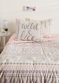 Full - Wild & Free 3-Piece Comforter Set