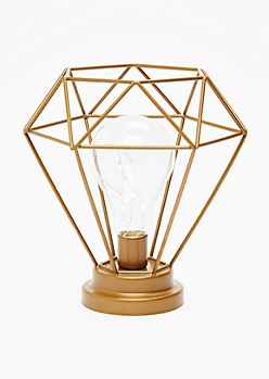 Geo Frame LED Bulb Lamp
