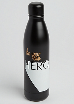 Be Your Own Hero Insulated Water Bottle