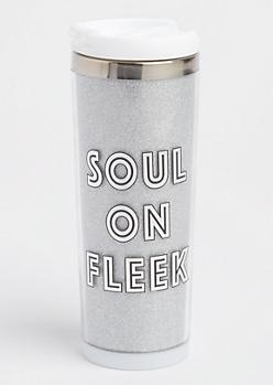 Soul On Fleek Insulated Travel Mug