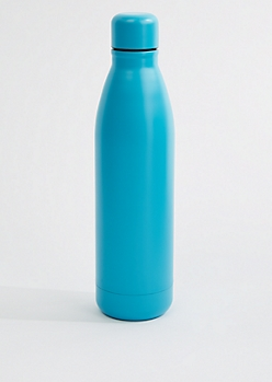 Turquoise Insulated Water Bottle