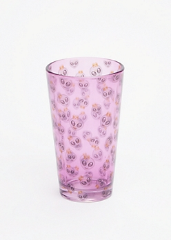 Purple Alien King Pint Glass