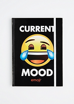 Current Mood Emoji Journal by Emoji