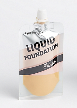 Brown Liquid Foundation