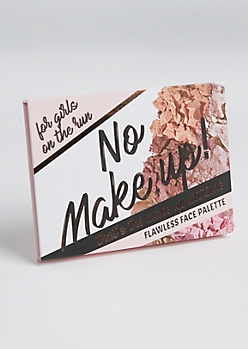 No Make Up Flawless Face Palette