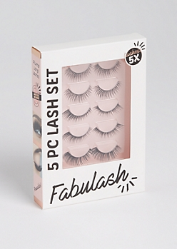 5-Pack Fabulash Falsie Set