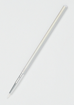Silicone Angled Liner Brush