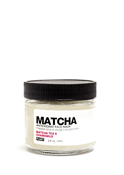 MATCHA Antioxidant Face Mask By Plant Apothecary
