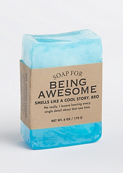 Soap for Being Awesome By Whiskey River Soap Co.