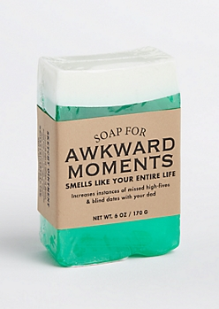 Soap for Awkward Moments By Whiskey River Soap Co.