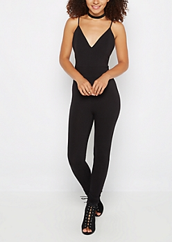 Black Cami Unitard