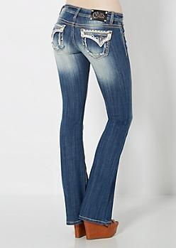 Frayed Rocker Boot Jean