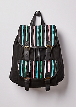 Color Pop Arrow Mini Backpack