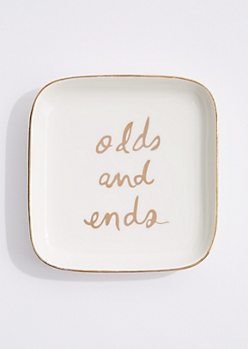 Odd and Ends Ring Tray
