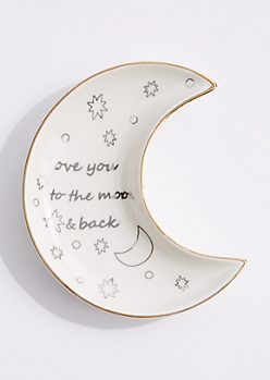 Moon & Back Ring Tray