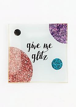 Give Me Glitz Ring Tray