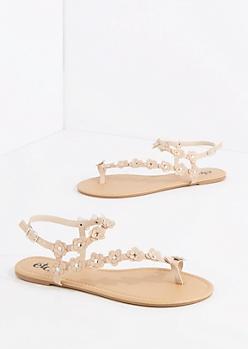 Nude Daisy Climber Sandal