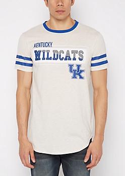 Kentucky Wildcats Football Ringer Tee