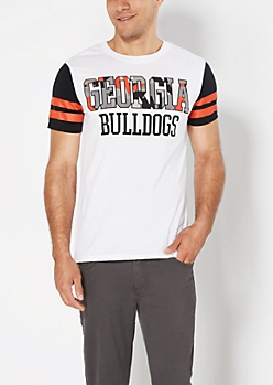 Georgia Bulldogs Athletic Tee