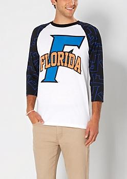 Florida Gators Baseball Tee
