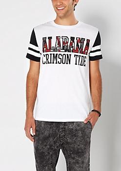 Alabama Crimson Tide Athletic Tee