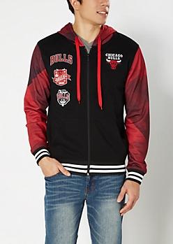Chicago Bulls Fleece Jacket