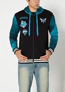 Charlotte Hornets Fleece Jacket