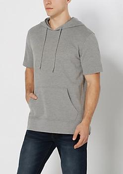 Miami Heat Embossed Hooded Sweatshirt