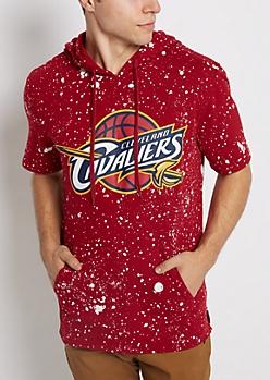Cleveland Cavaliers Paint Splattered Hoodie