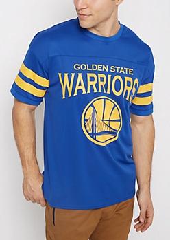 Golden State Warriors Mesh Jersey