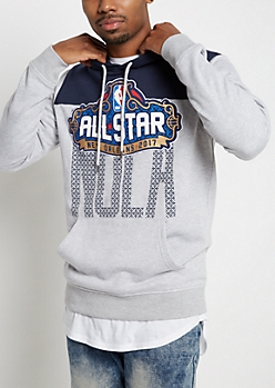 All Star 2017 Color Block Hoodie