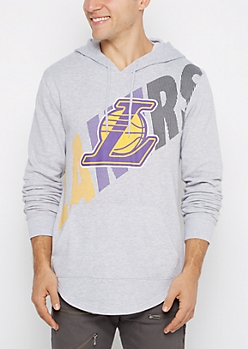 Los Angeles Lakers Fleece Hoodie