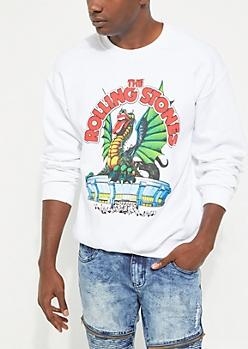 The Rolling Stones Dragon Sweatshirt