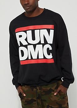 Run DMC Logo Sweatshirt