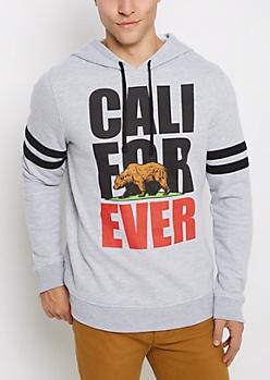 Cali Forever Football Hoodie